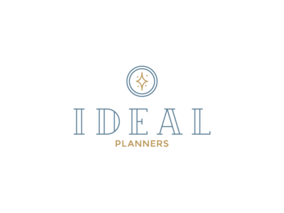 Ideal Planners - Logo design