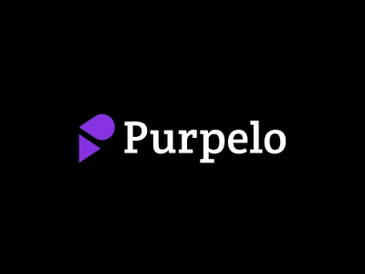 Purpelo logo logo design
