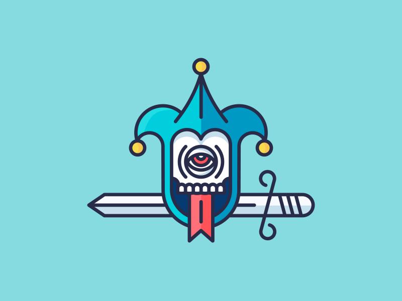 Vile Creations 02 monoline rounded design line icon icon icon design illustration