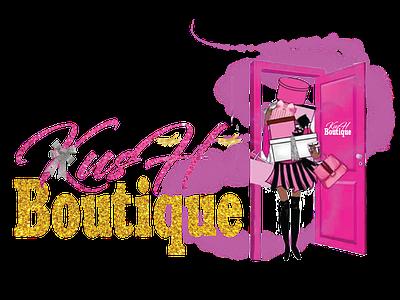 Kush Boutique design logo corporate identity buisnesslogo branding branding and identity