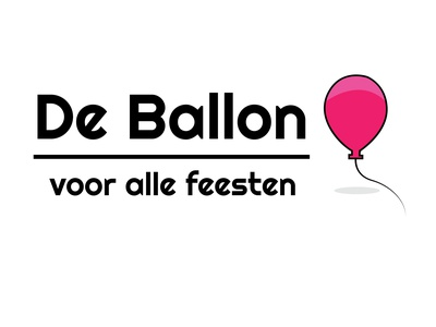De Ballon illustration graphicdesign design logo corporate identity buisnesslogo branding branding and identity