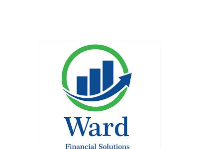Ward Financial Solutions business logo design logo design construction logo trading logo crypto logo corporate logo branding non profit