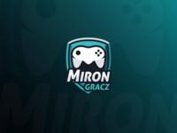 MironGracz Twitch channel logo
