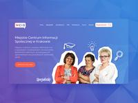 MCIS Page Design