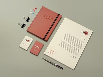 hero brand identity design branding visual identity design logo grama studio brand identity design grama melina ghadimi logo design brand identity
