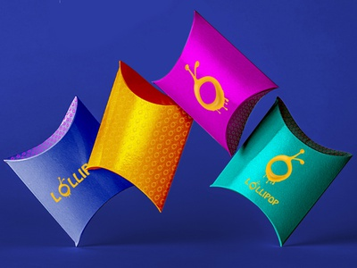 Lollipop packaging illustraion grama brand design lollipop logo package design designer shiva jabarvand package packagedesign