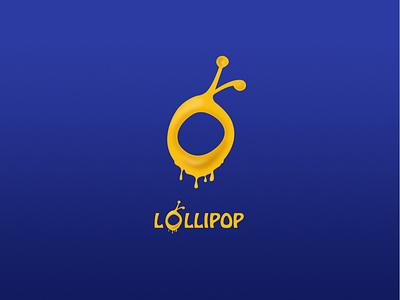 Lollipop Logo brand identity design grama package design packaging brand design shiva jabarvand lollipop logodesign logo