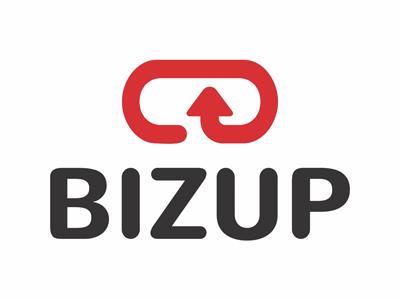Business Up Biz Up Logo