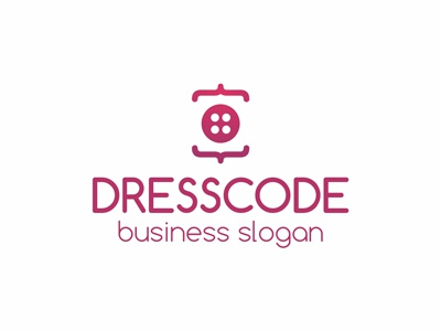 Dress Code Clothing Logo by Djjeep_Design - Dribbble