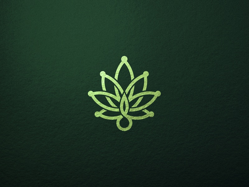 Crown Hemp Royal Cannabis Leaf treatment thc template royal marijuana logo design logo hemp ganja eco crown cbd oil cbd cannabis leaf cannabis identity logotype