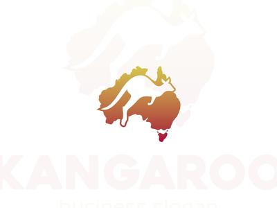 Australian Kangaroo Logo