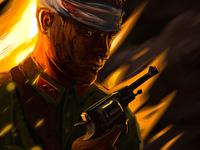 Red commander 1941