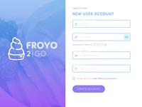 FroYo 2 Go New User (desktop)