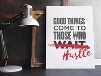 Good Things (poster mockup)