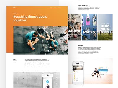 Portfolio is live visual design ux ui website redesign portfolio