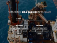 Oilwork Landing Page