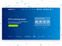 Bitbond STO Landing Page