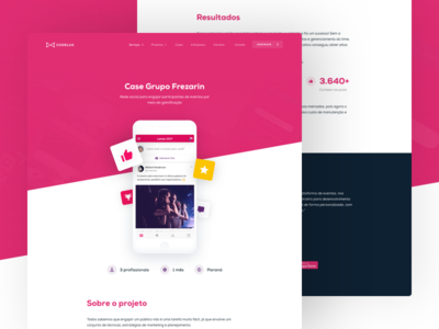 Application Case Study Page