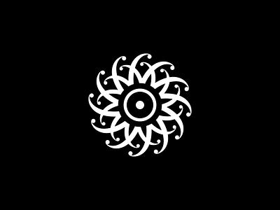 Logogram   Circle Flower visual design graphicdesign circle logo minimal brand identity branding brand design illustration graphic design logo design vector typography