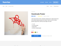 Typecast - Product Store Template