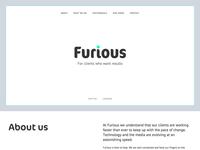 Furious PR / Home