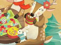 Reindeer Games Jolly Hollydays