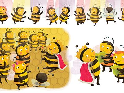 Chirp Magazine - Beezly the Bee