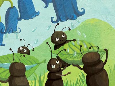 Resourceful ants - from Umnitsa music project