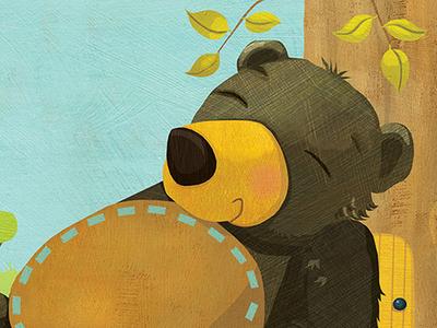 Sleepy Bear - from Umnitsa music project