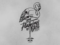 Flamingo Of Death