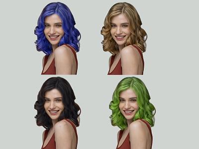 hair change