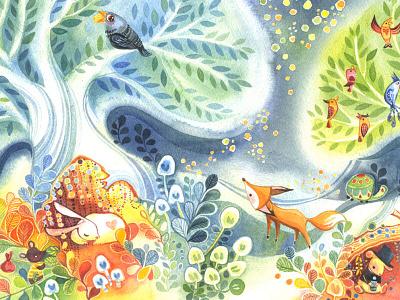 Alina Chau: Storytelling Inspired by Cultural Diversity illustration design laetro design art artist art