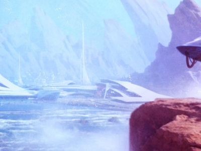 Chris McGrath: The World of Sci-Fi and Fantasy with an Eye for D bookillustrator design illustration artist art laetro design art