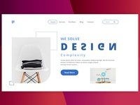 Header Design Exploration