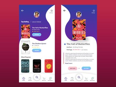 Online Book Store App