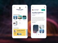 Online Blog App Concept