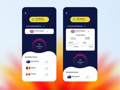 VPN App Design