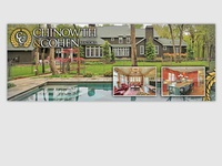 C+C Realtors Facebook Group Banner banner banners real estate homes house internet graphics facebook group banner photoshop