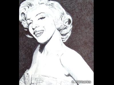 Marilyn Millionaire by K. Fairbanks