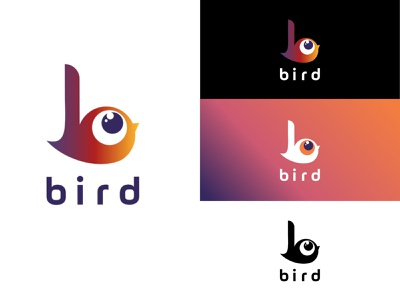 Bird logo design bird logo vector illustration minimal design logo graphic design brand