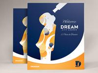 Dream City Program Covers