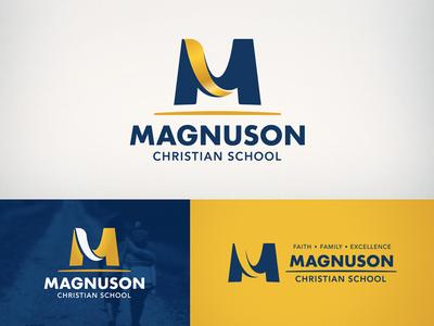 Magnuson Christian School logo