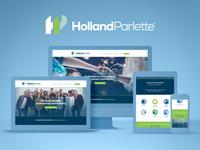 HollandParlette Website