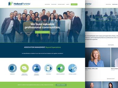 HollandParlette Website Detail