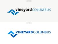 Vineyard Columbus Brandmark Refresh
