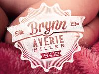 Brynn Averie Miller