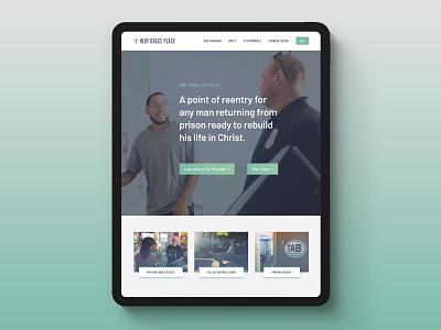 2019 RECAP // 3 // Indy Grace Place Website nonprofit faith-based nonprofit squarespace web design website community reentry