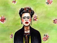 Girl 1. Frida