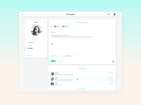 Chronicle - User Profile
