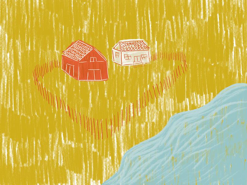 Hemma texture illustration digital drawing